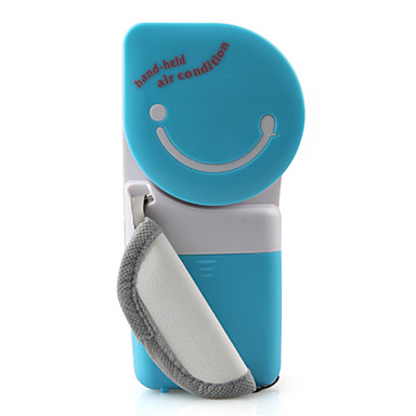 Portable Hand-Held Air Condition Mini Fan
