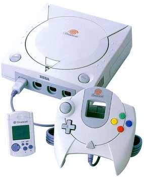 Do you remember the Sega Dreamcast?