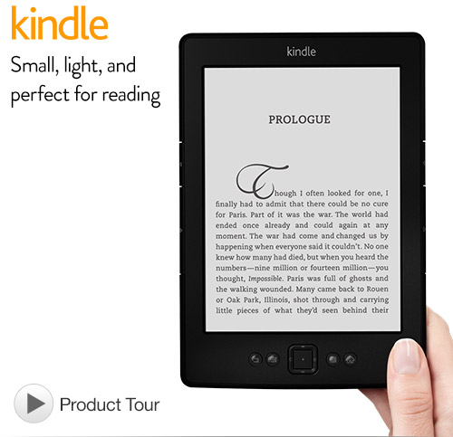 Getting back to the basics with Kindle